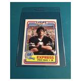 Steve Young USFL Rookie Rare