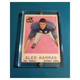 1959 Topps Alex Karras