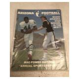 1975 Phoenix Arizona Football Magazine
