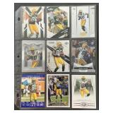 45 DIFFERENT Donald Driver cards  Green Bay Packe