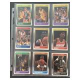 131 DIFFERENT 1988-89 Fleer Basketball  Bird Magi
