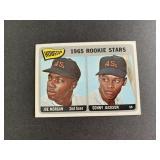 1965 Topps #16 Joe Morgan ROOKIE CARD  Cincinnati