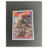 RARE 1984 Michael Jordan USA Olympic ROOKIE CARD