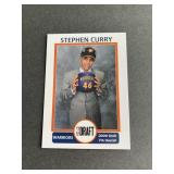 RARE 2009 Steph Curry ROOKIE CARD  Golden State W