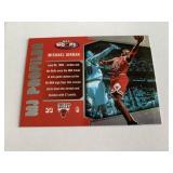 2005-06 Hoops MJ Profiles Michael Jordan #MJ29 INS