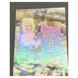 1991-92 UD Award Winner Michael Jordan Hologram MV