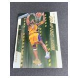 2000-01 Upper Deck Kobe Bryant Graphic Jam INSERT