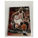 1999-00 Upper Deck Michael Jordan Air of Greatness