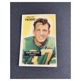 1955 Bowman #57 Howard Ferguson ROOKIE CARD  Gree