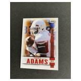 2014 HIT Davante Adams ROOKIE CARD  Green Bay Pac