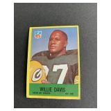 1967 Philadelphia Willie Davis  Green Bay Packers