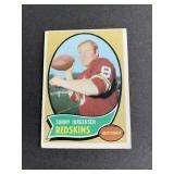 1970 Topps #200 Sonny Jurgensen  Washington Redsk