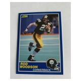 1989 Score Rod Woodson ROOKIE CARD  Pittsburgh St