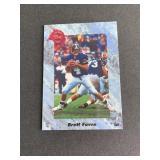 1991 Classic Brett Favre ROOKIE CARD  Green Bay P