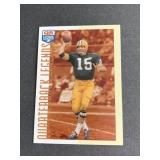 1993 Quarterback Legends Bart Starr - Green Bay Pa