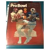 1977 NFL Pro Bowl Program