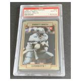 1990 Action Packed Emmitt Smith PSA 9 ROOKIE CARD