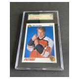 1991-92 Upper Deck Peter Forsberg ROOKIE CARD - SG