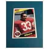 1984 Topps Roger Craig# 353Rookie Card,