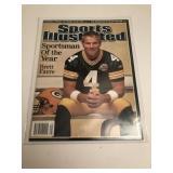 Brett Favre Sports Illustrated Sportsmen of the Ye