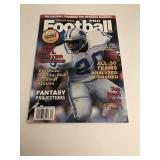 YearbookPro Football 1998 Detroit Lions Barry San