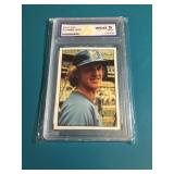 1975 SSPC #238 Robin Yount Milwaukee Brewers Becke