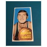 1970/71 Topps #139 Jon McGlocklin Bucks