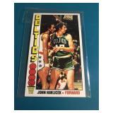1976 Topps Basketball Card - #90 John Havlicek