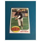 1976 Topps Football Card Ken Stabler Card #415