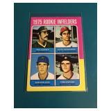1975 Topps Keith Hernandez Phil Garner #623 RC