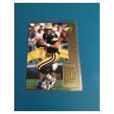 1999 Upper Deck Century Legends Brett Favre card #