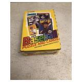 1989 Donruss Baseball UNOPENED Wax Box, 36 packs,