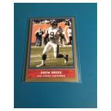 DREW BREES( Chargers) 2004 TOPPS BAZOOKA CARD #14