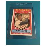 1959 Topps Hank Aaron All Star