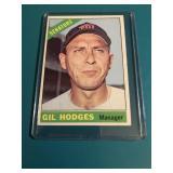 1966 Topps Gil Hodges
