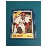 1966 Topps Bob Gibson