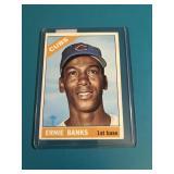 1966 Topps Ernie Banks