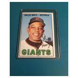 1967 Topps Willie Mays