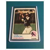 1973 Topps Hank Aaron