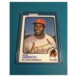 1973 Topps Bob Gibson