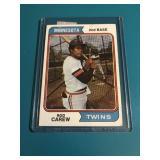 1974 Topps Rod Carew