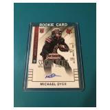 Michael Dyer Auto Card