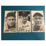 Lot 3 1939 Goudet Premiums
