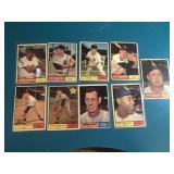 1961 Topps Chicago White Sox Lot