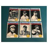 1973 Topps All Time Leader Card Lot