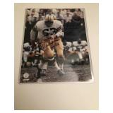 Fuzzy Thurston signed picture