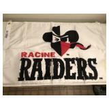 Racine Raiders Flag