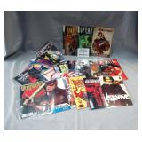 Lot of 25 comic books, mint condition