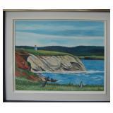 Picher oil on canvas, 24 x 30 inches