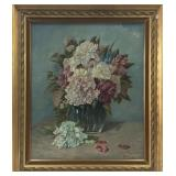 Victoria Dubourg oil on canvas, 20 x 24 inches